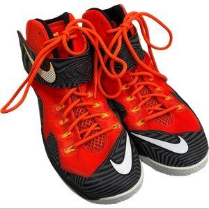 Nike Zoom Lebron Soldier Basketball Shoes 10 EUC